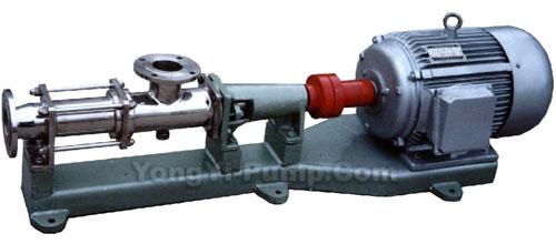 不锈钢螺杆泵