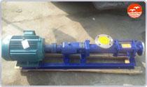 厌氧进料螺杆泵
