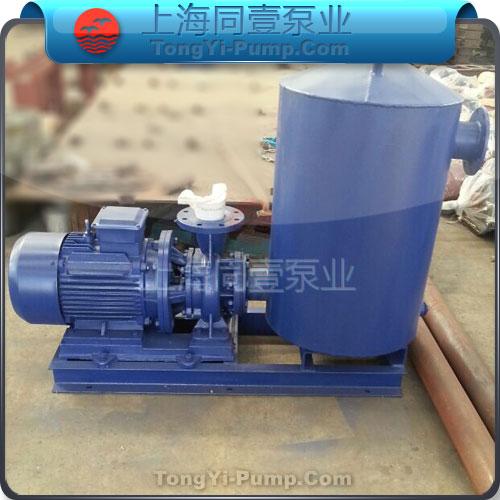 引水罐式离心泵